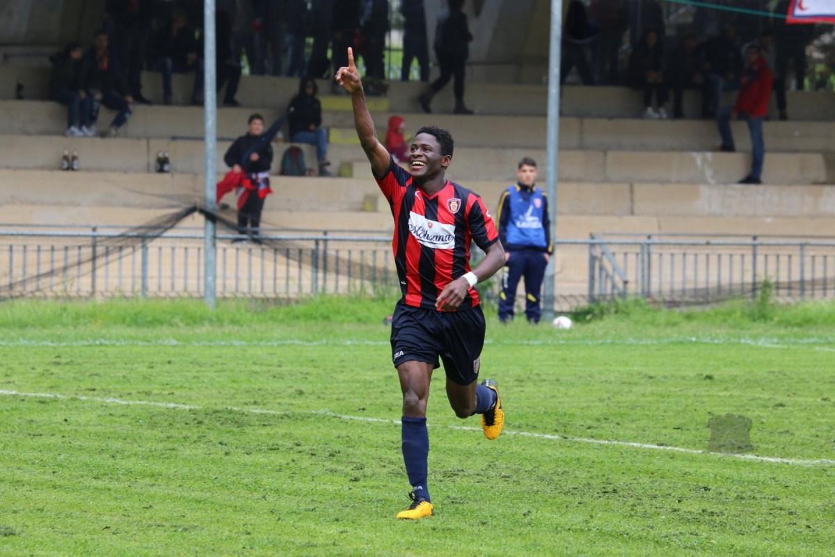 La favola di Augustus Kargbo, in serie B col Crotone dopo 20 presenze e 6 reti nel Campobasso targato De Lucia (VIDEO)