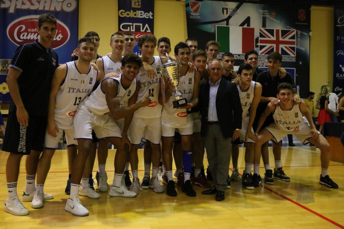 The Molise Project, l'Italbasket di Andrea Capobianco si aggiudica il Challenge di preparazione agli Europei di Lettonia (GALLERY)