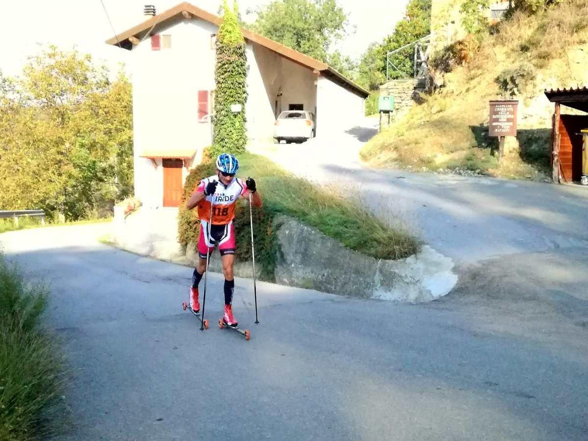 Skiroll, Antonio Sassano trionfa a Grondona nel IX Memorial Cochis