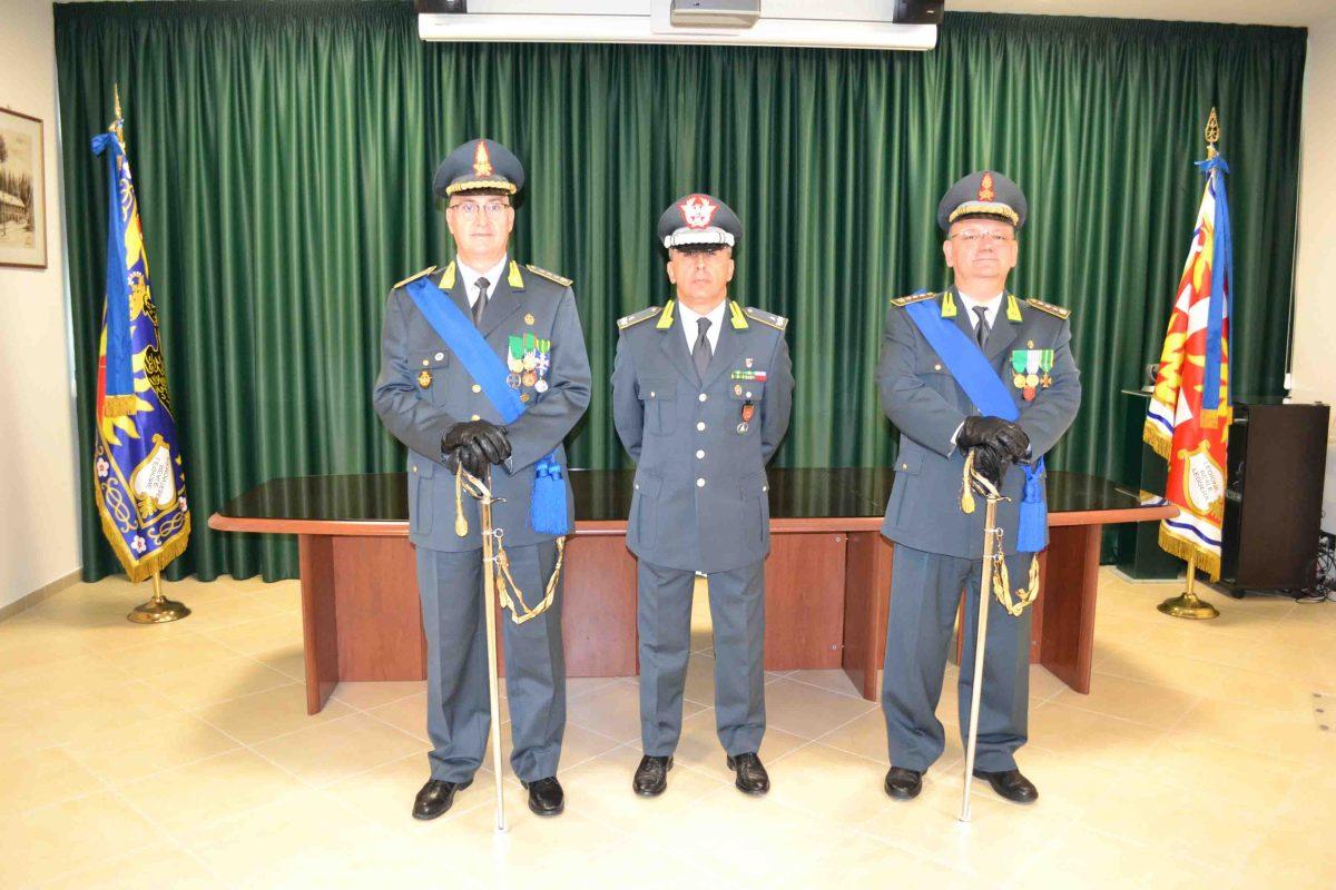 Comando Provinciale GdF, oggi il cambio della guardia