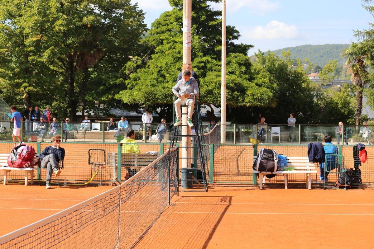 Scuole tennis, all'Associazione Tennis Campobasso la palma di migliore in regione