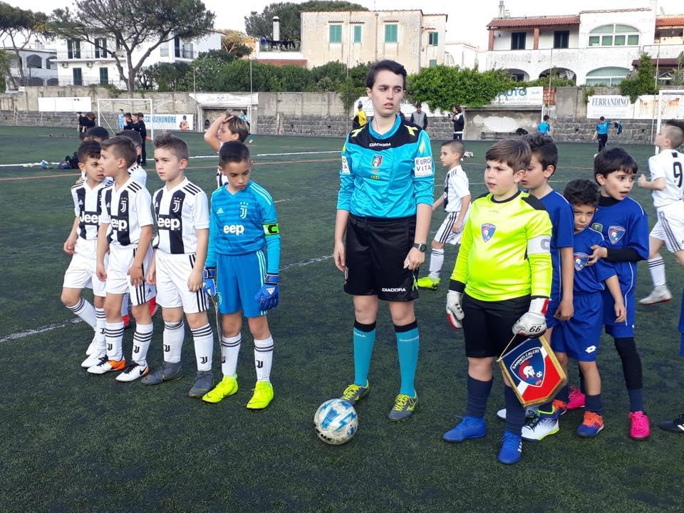 Torneo di Pasqua ad Ischia, emozioni e grandi soddisfazioni per la Scuola Calcio I Sanniti (GALLERY)