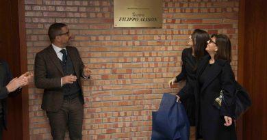 Salerno, Unisa: Intitolato il Teatro a Filippo Alison