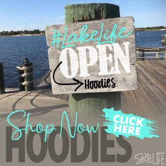#LakeLife Hoodies
