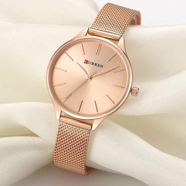 Relógio Feminino Quartzo Curron 9024