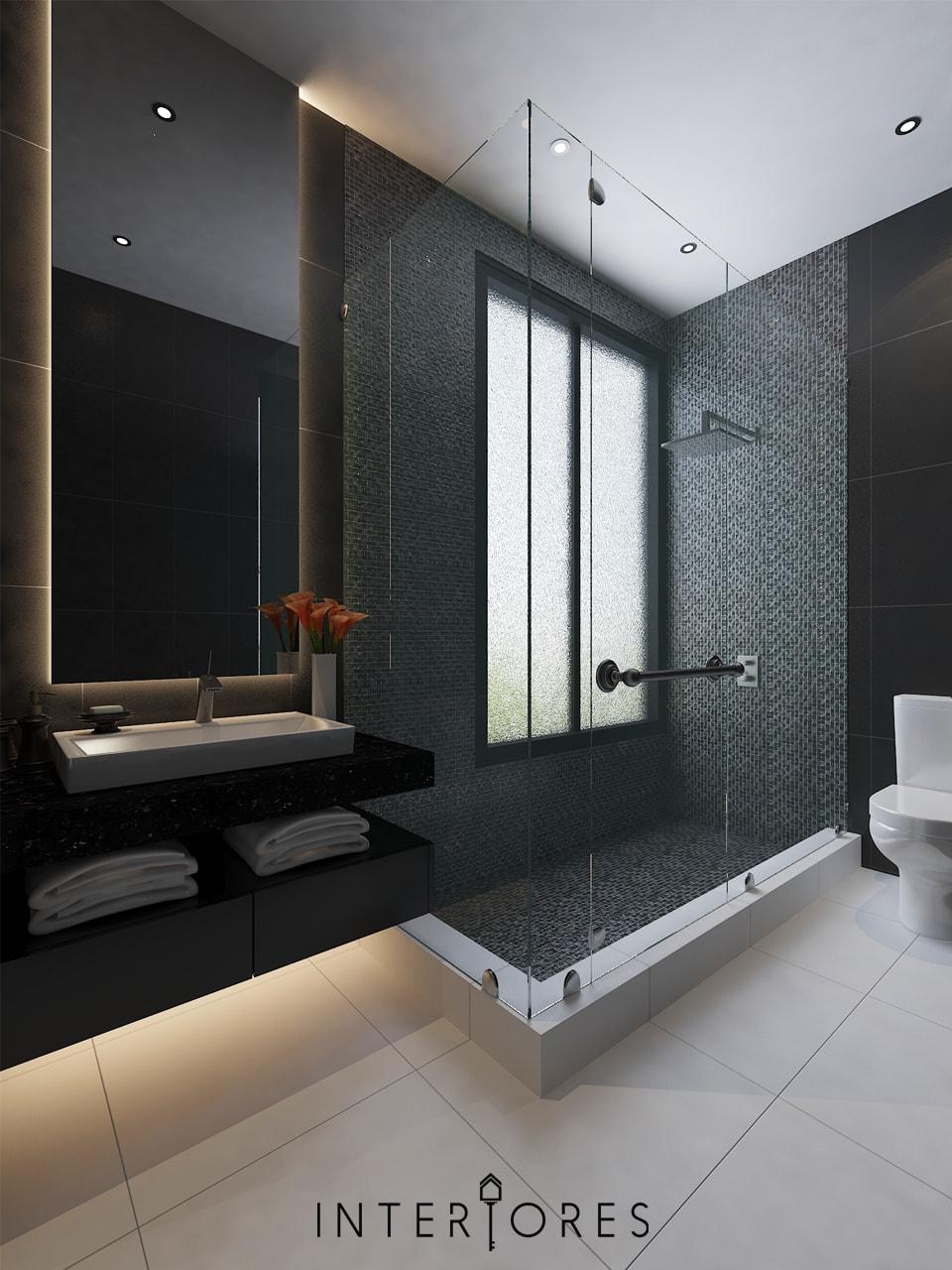 Desain Kamar Mandi Dan Tempat Cuci Baju  Kreasi Rumah