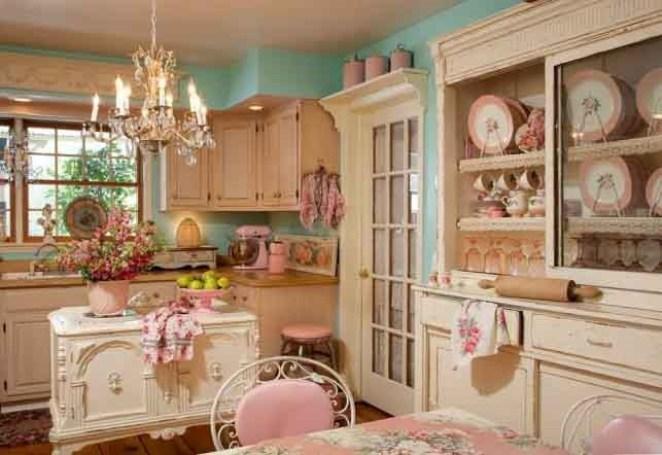 gaya desain rumah vintage