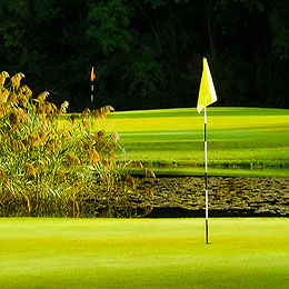 Voyage séjour golf Alsace golf links Rouffach France