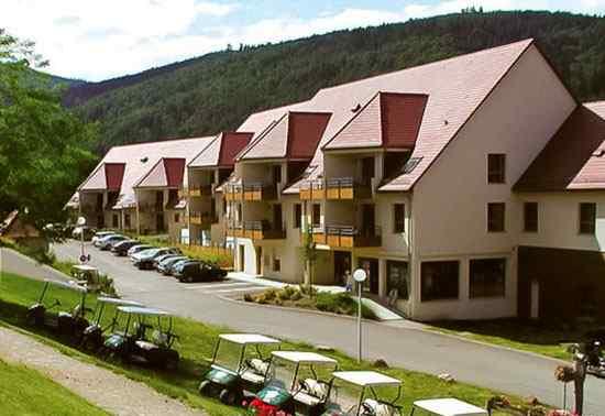 Voyage séjour golf a Ammerschwihr en Alsace.