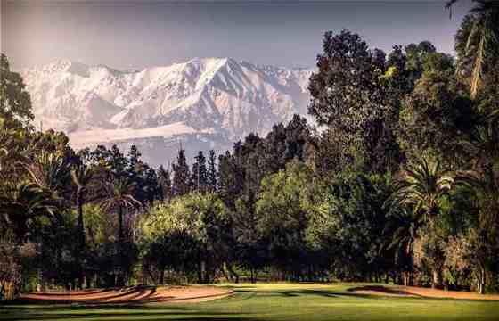 Voyage séjour golf à Marrakech Royal golf Marrakech Maroc