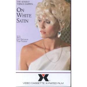On White Satin DVD Cover