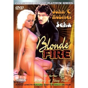 Blonde Fire DVD Cover