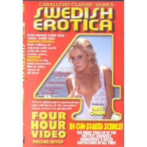 Swedish Erotica 7 DVD Cover