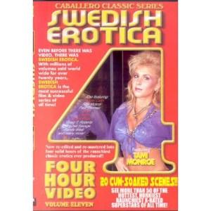 Swedish Erotica Volume 11 DVD Cover