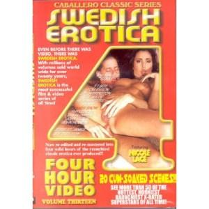 Swedish Erotica Volume 13 DVD