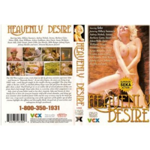 Heavenly Desire DVD Cover