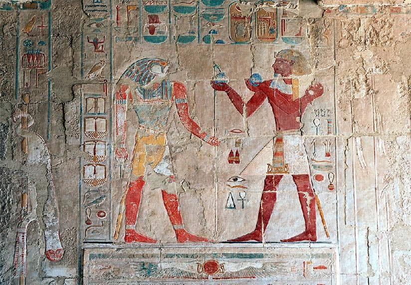 古代エジプト美術