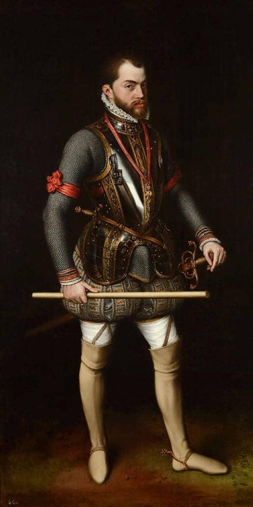 フェリペ2世(スペイン王)