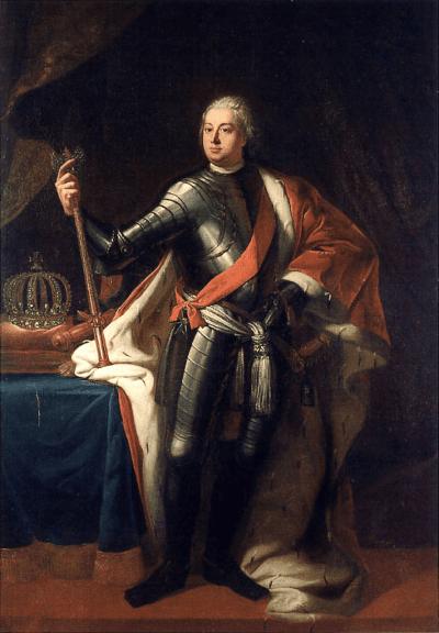 フリードリヒ・ヴィルヘルム1世(プロイセン王)
