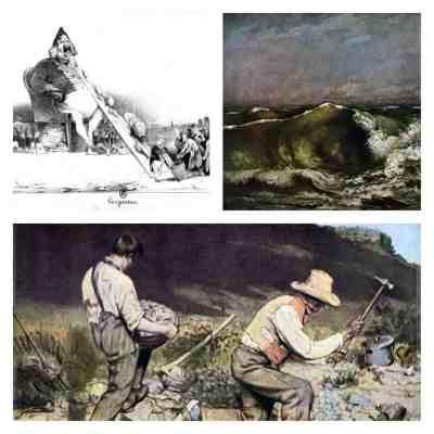 写実主義絵画
