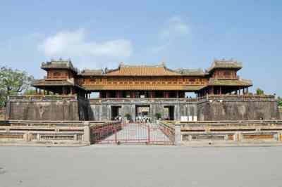 フエの歴史的建造物群