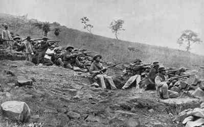 南アフリカ戦争