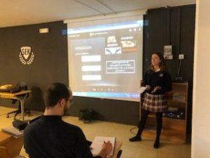 """Presentaciones orales de las Monografías DP y los """"Treballs de Recerca"""""""