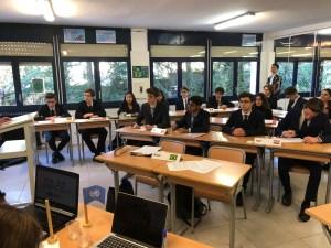 SEK-Catalunya organitza un simulacre del SEKMUN amb l'Oak House School