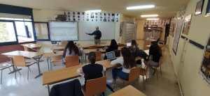 Filosofía PD: evaluación interna y charla sobre bibliografía