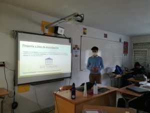 Presentaciones orales Extended Essay (Monografía) y Treballs de Recerca (TR)