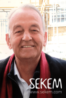 Wolfgang Schulz died in SEKEM in February after more than 10 years of working for the initiative.