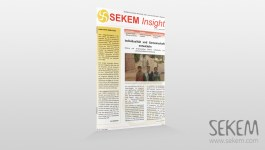 SEKEM Insight – 2007 – German