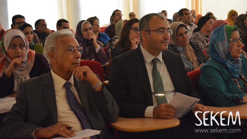 conference regarding alternative therapies in SEKEM