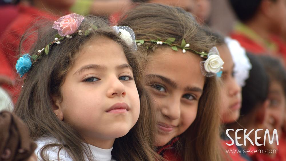 children SEKEM Spring Festival 2016