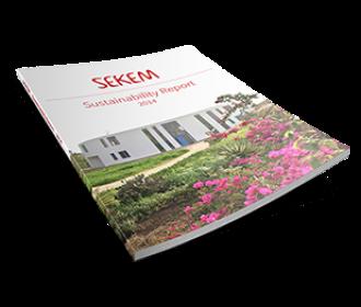 SEKEM Sustainability Report 2014