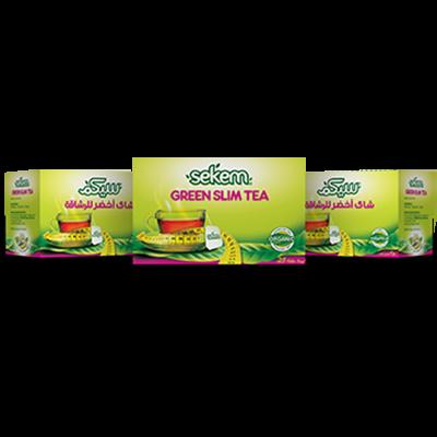SEKEM Health Green Slim Tea