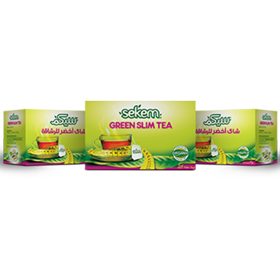 SEKEM Health Green Slim Tea