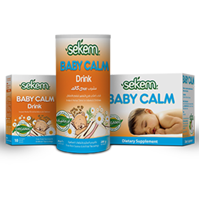 SEKEM Health Baby Calm
