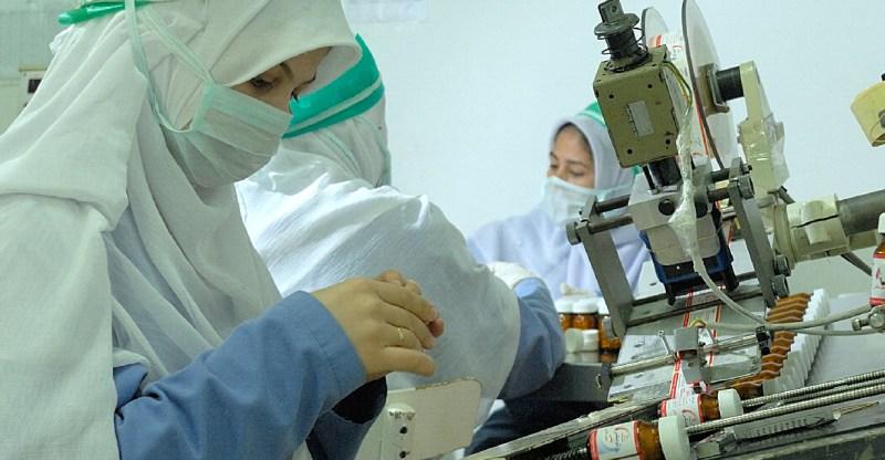 Production in SEKEMs Company ATOS Pharma