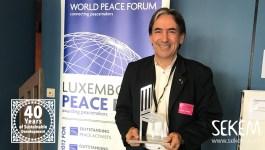 """SEKEM erhält """"Luxembourg Peace Prize"""" für herausragenden Umweltfrieden"""
