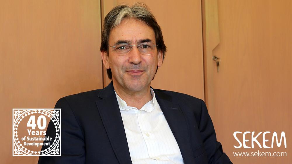 Helmy Abouleish Is New President of Demeter International