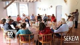 Delegation of German Politicians Visits SEKEM