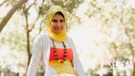 Menschen in SEKEM: Marwa Tohamy