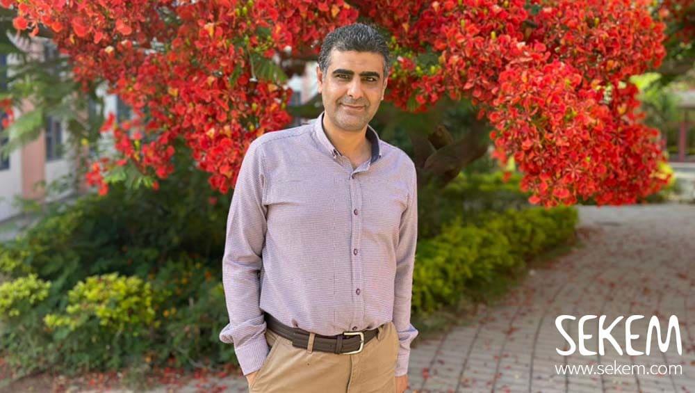 People in SEKEM: Hossam Mansour Abdel-Hafez