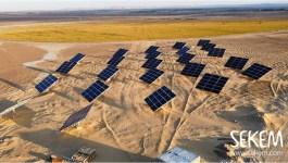 Erneuerbare Energien in Wahat