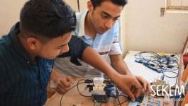 Neuer IT-Kurs am SEKEM-Berufsbildungszentrum in Planung