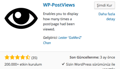 wp-postviews