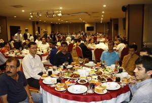 Gaziantep'te Alevi-Sünni Kardeşlik İftarı