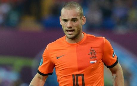 Sneijder'in yorumu