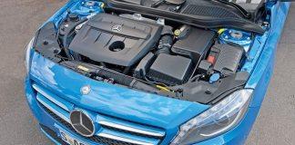 Mercedes Renault motorları